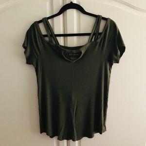 AEO Soft & Sexy Short Sleeve Top